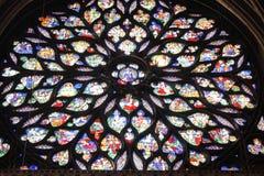 Sainte Chapelle Stock Foto's