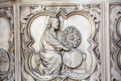 巴黎- Sainte Chapelle 免版税库存图片
