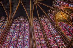 Sainte Chapelle Immagine Stock