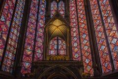Sainte Chapelle Стоковые Фотографии RF