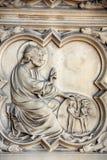 巴黎- Sainte-Chapelle 免版税库存图片