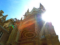 Sainte Chapelle Стоковое Изображение RF