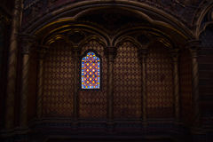Sainte-Chapelle imagem de stock royalty free