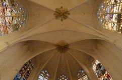 Sainte-Chapelle - Chateau de Vincennes Stock Photography