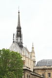 Sainte Chapelle Royalty Free Stock Image