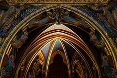 Sainte Chapelle church, Paris Royalty Free Stock Photography