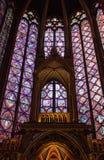 Sainte-Chapelle Stock Image