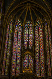 Sainte Chapelle Royalty Free Stock Images