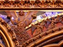 Sainte-Chapelle, París Foto de archivo libre de regalías
