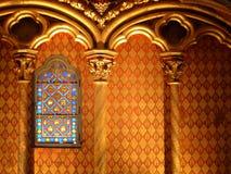 Sainte-Chapelle, París Fotografía de archivo libre de regalías