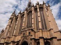 Sainte Chapelle Paris, France Stock Image