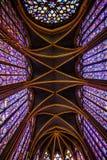 The Sainte Chapelle Paris Stock Image
