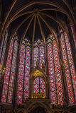 Sainte Chapelle Stock Photography