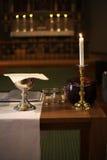 Sainte communion Photographie stock libre de droits
