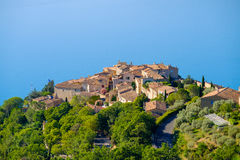 Sainte Croix Du维登普罗旺斯, Alpes,法国 免版税图库摄影
