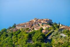 Sainte Croix Du Verdon Провансаль, Alpes, Франция Стоковая Фотография RF