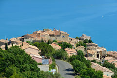 Sainte Croix du Verdon Royalty Free Stock Photo