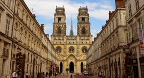 Sainte-Croix Orléans 2 Arkivfoto