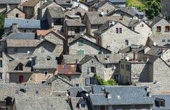 Sainte-Enimie, Gorges du Tarn Stock Image