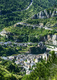Sainte-Enimie, Gorges du Tarn Royalty Free Stock Photo