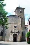 Sainte Eulalie de Cernon kyrka Royaltyfri Fotografi