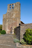 Sainte-Foy de-Beleves church. Dordogne, Aquitaine, France Royalty Free Stock Photography