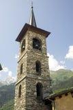Sainte-Foy-Tarentaise Royalty Free Stock Image