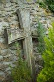 Sainte-Geneviève-DES-Bois, DES Bois, Liers, cimitero russo di Sainte Genevieve in Francia immagine stock
