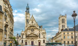 Sainte-Genevieve, Paris, France Photo stock