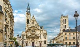 Sainte-Genevieve, Paris, France Stock Photo