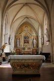 Sainte-Mère-à ‰ glise教会 库存图片