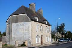 Sainte-Mère-à ‰ glise 免版税库存照片