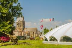 Sainte-Mère-Eglise Immagini Stock