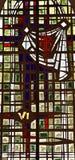 Sainte Maria De Ponowny Francja, Wrzesień, - 25 2016: Notre Damae chur Zdjęcie Royalty Free