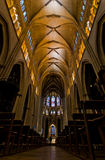 Sainte-Marie de Bayonne Cathedral. France Stock Photos