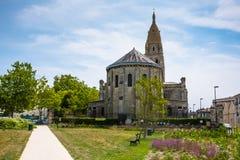 Sainte Marie de la bastide church in Bordeaux Royalty Free Stock Images