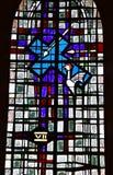 Sainte Marie de Re, Francia - 25 de septiembre de 2016: Chur de Notre Dame imagenes de archivo