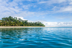Sainte Marie Island Stock Photo