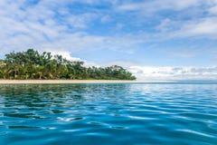 Sainte Marie Island. Seascape of Sainte Marie Island (Nosy Boraha), Madagascar Stock Photo