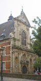 Sainte-Marie-Madelaine Church, Brussels, Belgium Stock Photography