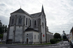 Sainte Marie Madeleine church Stock Images
