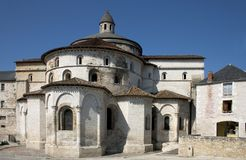 Sainte-Marie, Souillac, France Royalty Free Stock Photography