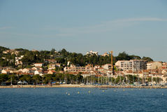 Sainte-Maxime, France Royalty Free Stock Image