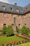 Sainte Odile monastery in Ottrott Stock Photography