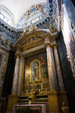 Sainte Reparate Cathedral Royalty Free Stock Images