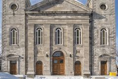 Sainte Rose de Lima Catholic Church lizenzfreies stockfoto