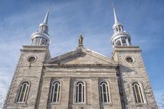 Sainte Rose de Lima Catholic Church stockbilder