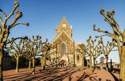 Sainte simple Eglise Image libre de droits