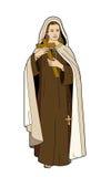 Sainte Therese Royaltyfria Foton