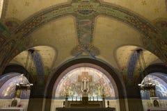 Sainte-Therese basilica, Lisieux, France Royalty Free Stock Image